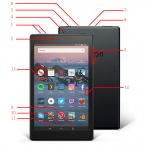 fire HDの技術仕様と画面の説明